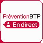 Prévention BTP en direct
